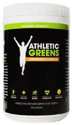 Athletic Greens Review - Tim Ferris Supplement