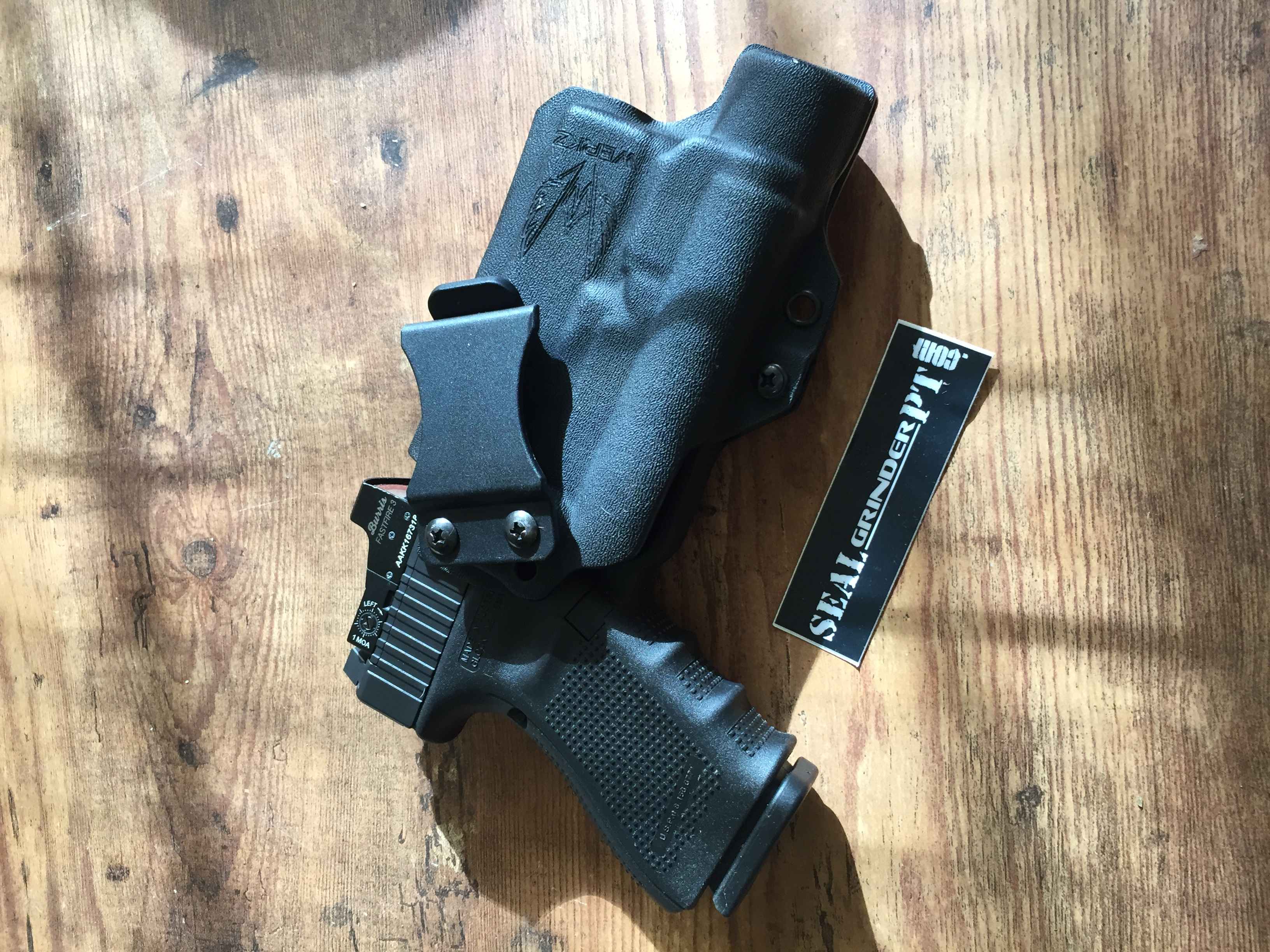 Gear Review: Werkz IWB TLR-1 Holster | SEALgrinderPT