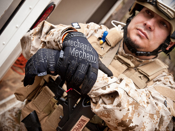 169cca1d8c1 You will see guys wearing a wide range of gloves depending on the mission.
