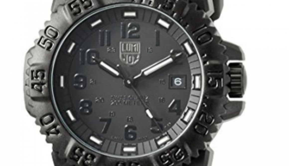 Luminox Evo Navy SEAL Blackout Men s Watch Review Model 3051 ... ec02f0c18e6