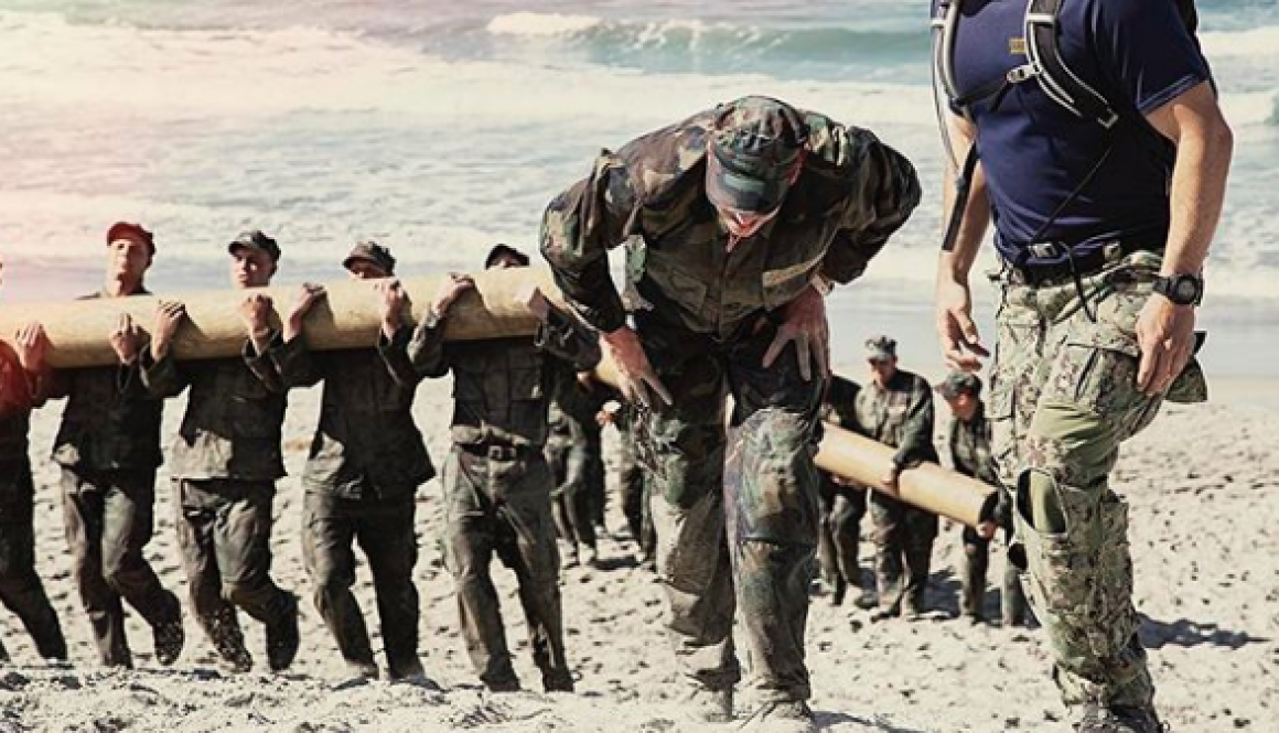 A Navy SEALs Guide to Training For BUD/S First Phase
