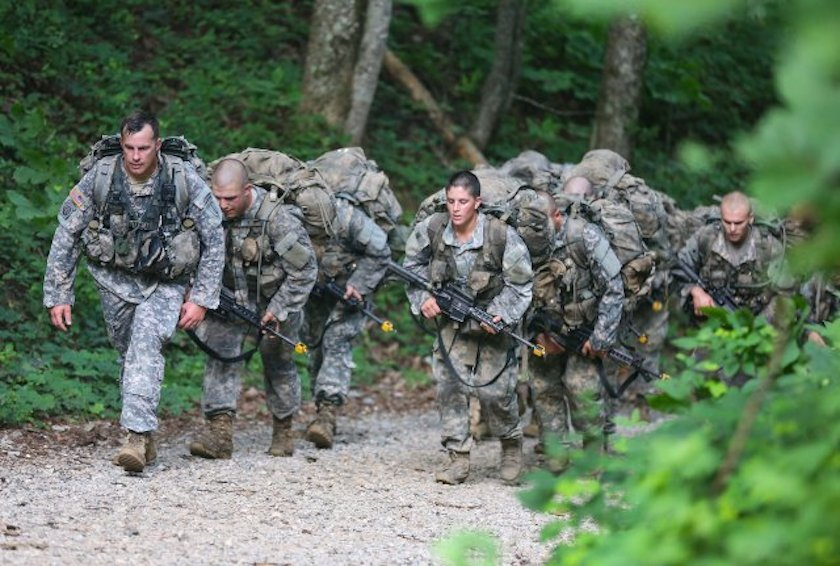 rucking, functional fitness, military fitness