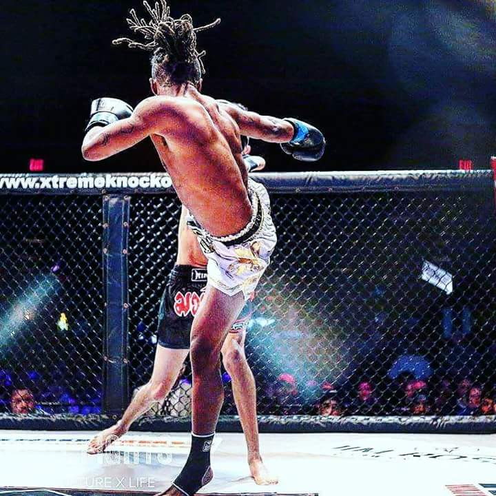 Tra'Vell Boone, Muay Thai